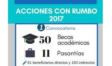 Acciones con Rumbo 2017