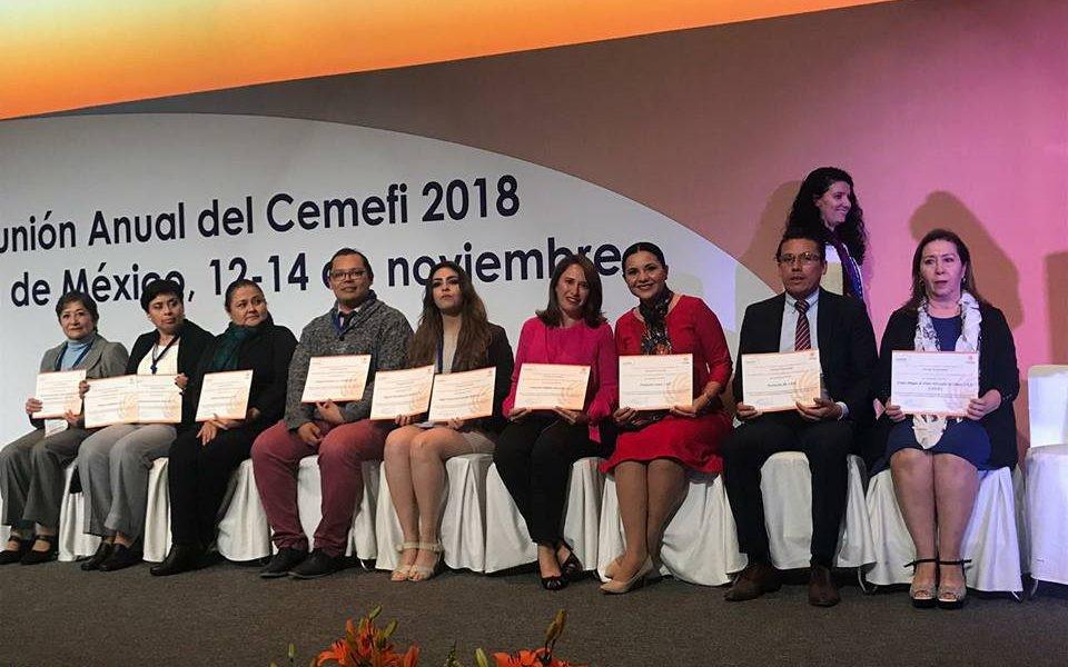 Recibe Fundación Lomas distintivo por institucionalidad y transparencia