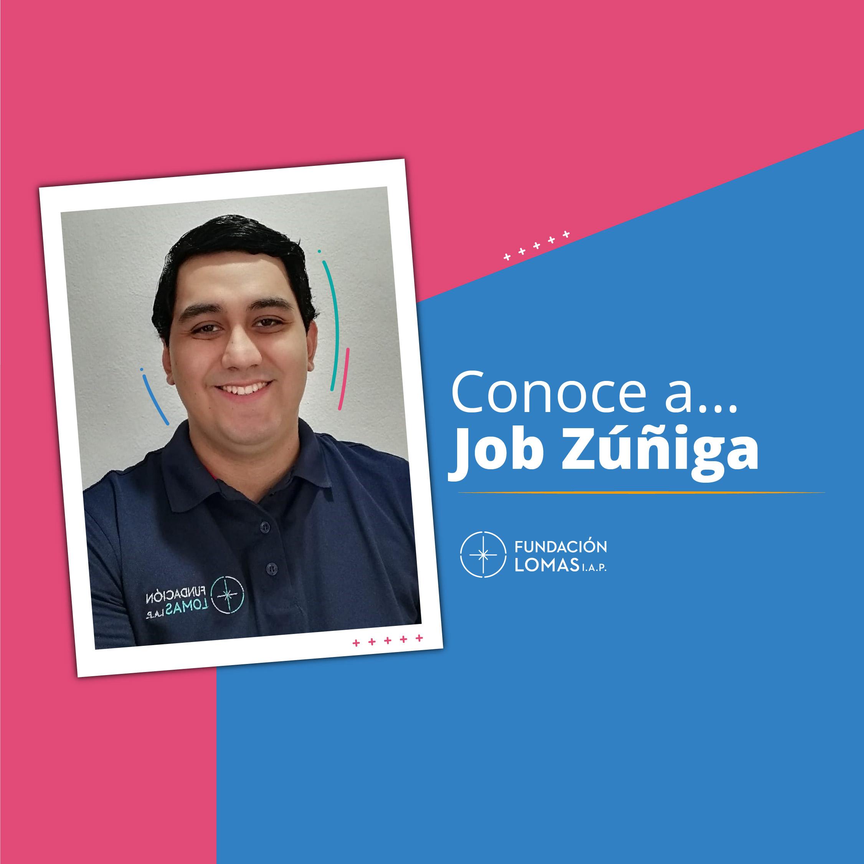 Conoce a… Job Zúñiga
