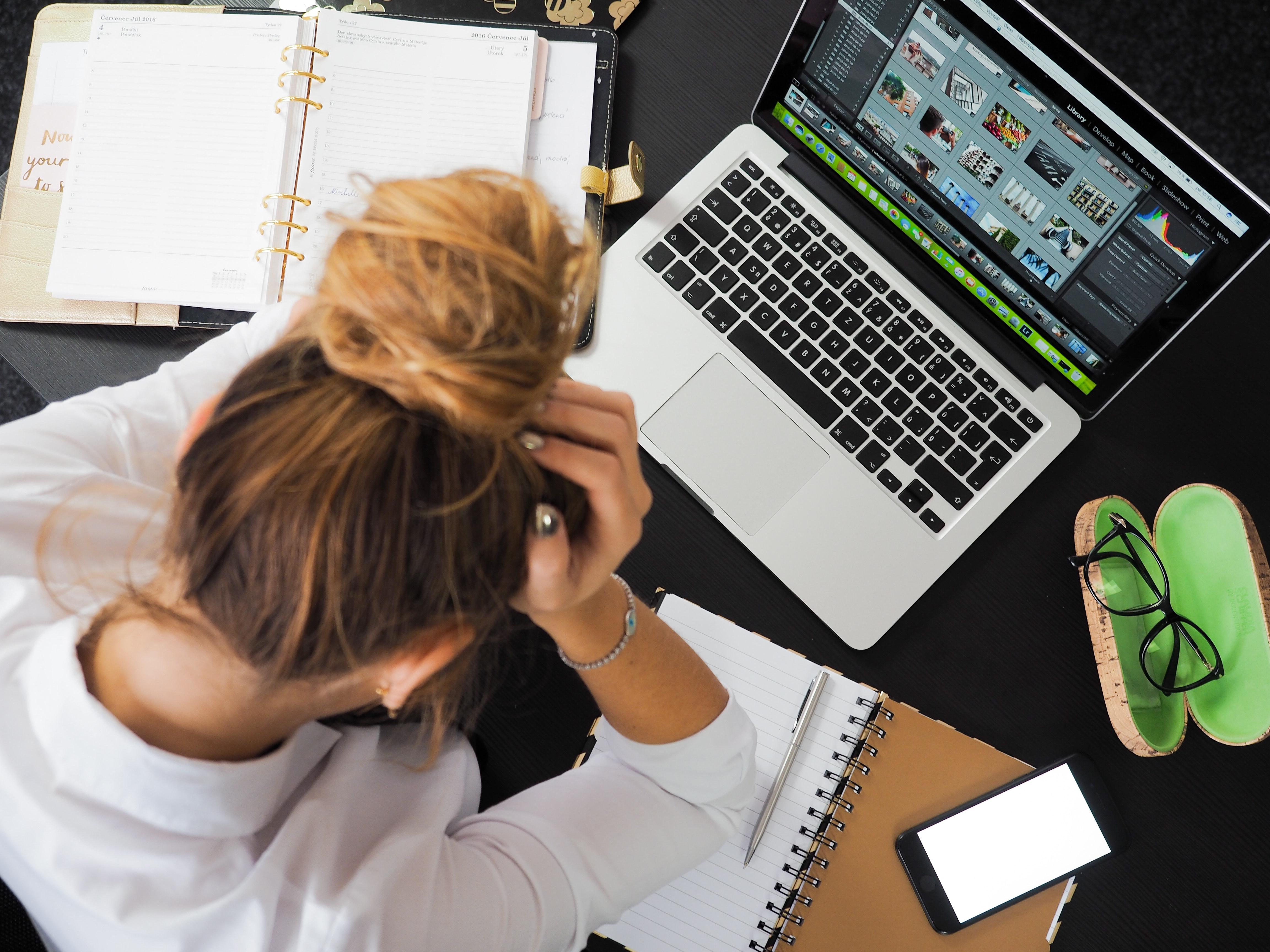 Estudiar y trabajar sin enloquecer en el intento
