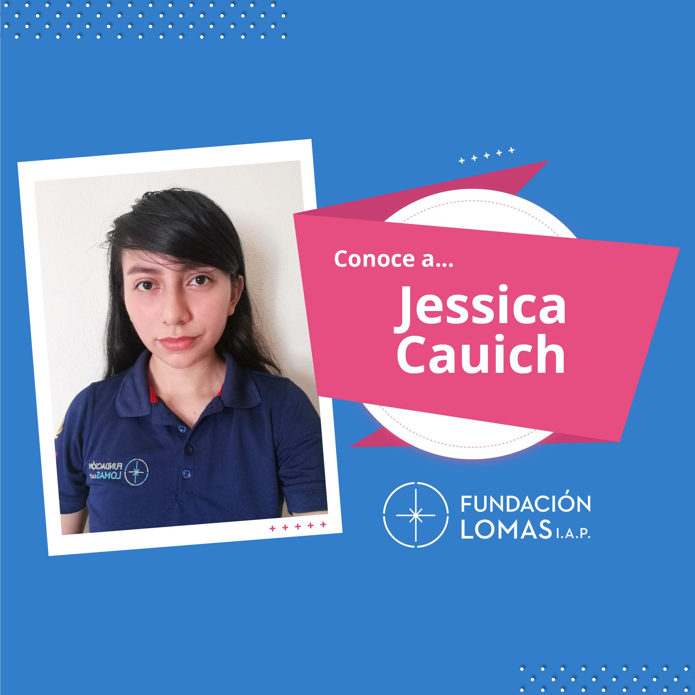 Conoce a Jessica Cauich